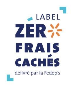 Labellisé « Zéro Frais Cachés » délivré par le Fedep's, l'association de défense des utilisateurs du portage salarial.