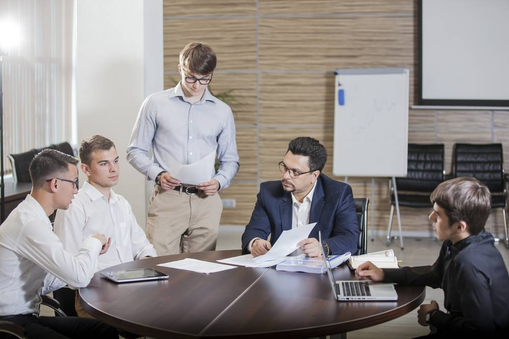 Le portage salarial pour un consultant en stratégie d'entreprise-1